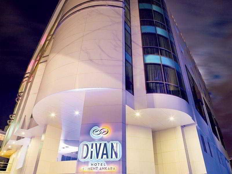 Pauschalreise Hotel Türkei,     Türkei Inland,     Divan Ankara in Ankara