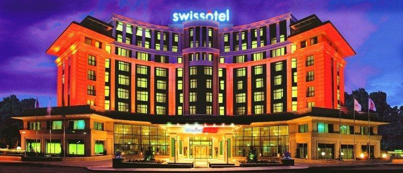 Pauschalreise Hotel Türkei,     Türkei Inland,     Swissotel Ankara in Ankara