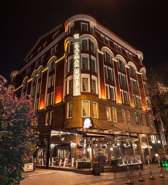 Pauschalreise Hotel Türkei,     Türkei Inland,     Raymar Hotels Ankara in Ankara