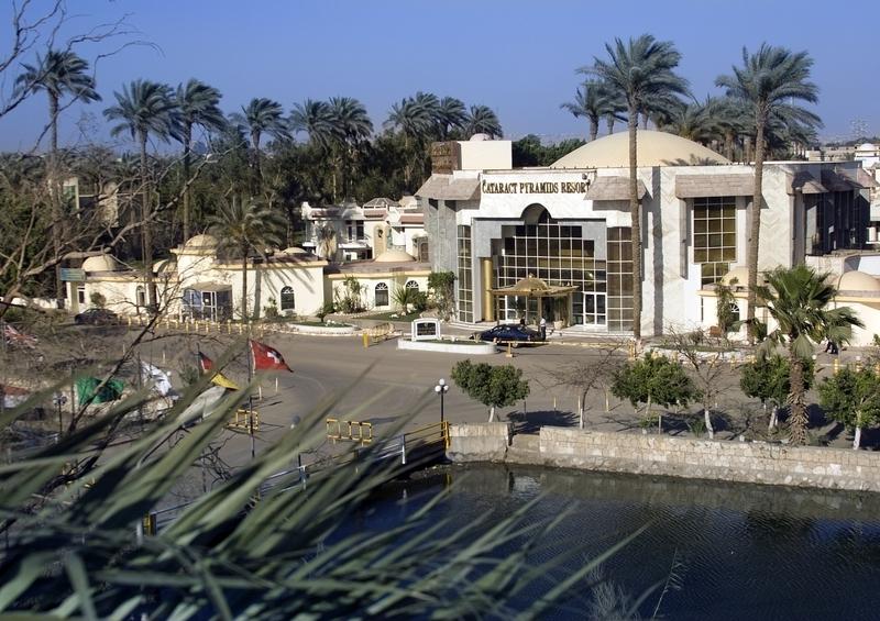 Pauschalreise Hotel Ägypten,     Kairo & Umgebung,     Cataract Pyramids Resort in Kairo