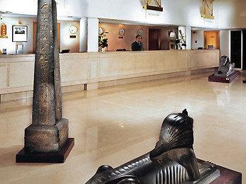 Pauschalreise Hotel Ägypten,     Kairo & Umgebung,     Mercure Cairo Le Sphinx Hotel in Kairo