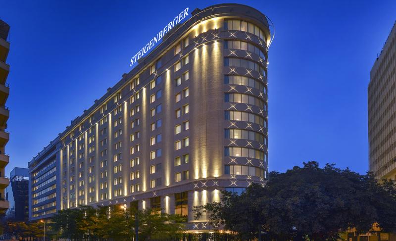 Pauschalreise Hotel Ägypten,     Kairo & Umgebung,     Steigenberger El Tahrir in Kairo