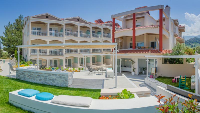 Pauschalreise Hotel Griechenland,     Thassos,     Aelia Villa Thassos in Limenas