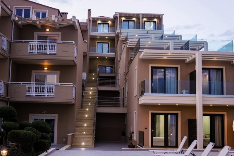 Pauschalreise Hotel Griechenland,     Thassos,     Blue View Superior Suites in Limenaria