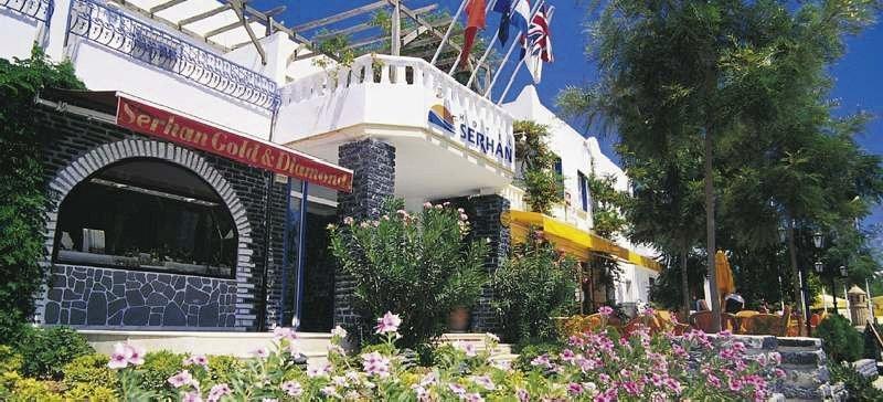 Pauschalreise Hotel Türkei,     Halbinsel Bodrum,     Serhan Hotel in Gümbet