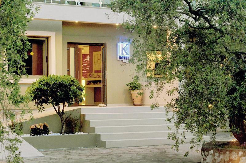 Pauschalreise Hotel Griechenland,     Thassos,     Korina Hotel in Skala Potamias