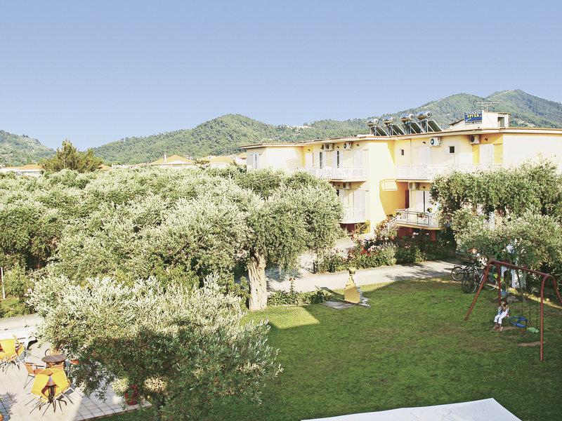 Pauschalreise Hotel Griechenland,     Thassos,     Christa Hotel in Limenas