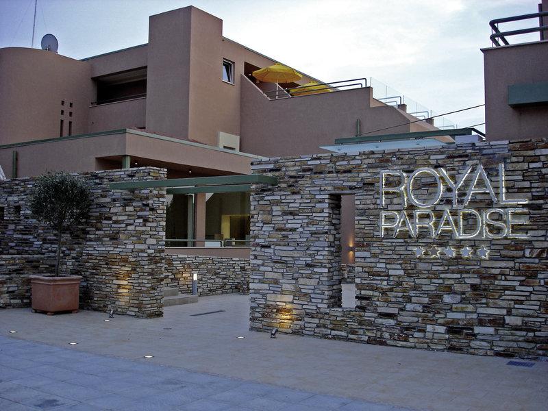 Pauschalreise Hotel Griechenland,     Thassos,     Royal Paradise Beach Resort & Spa in Potos