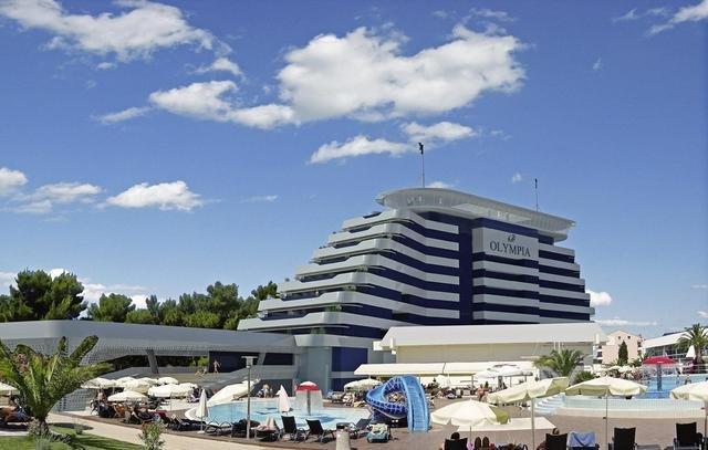 Pauschalreise Hotel Kroatien,     Kroatien - weitere Angebote,     Hotel Olympia Sky in Vodice
