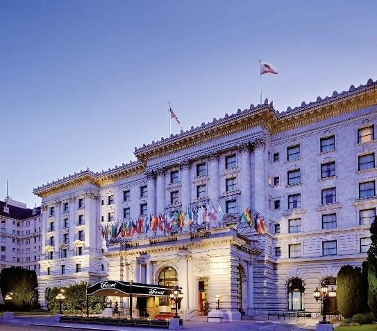 Pauschalreise Hotel USA,     Kalifornien,     The Fairmont San Francisco in San Francisco