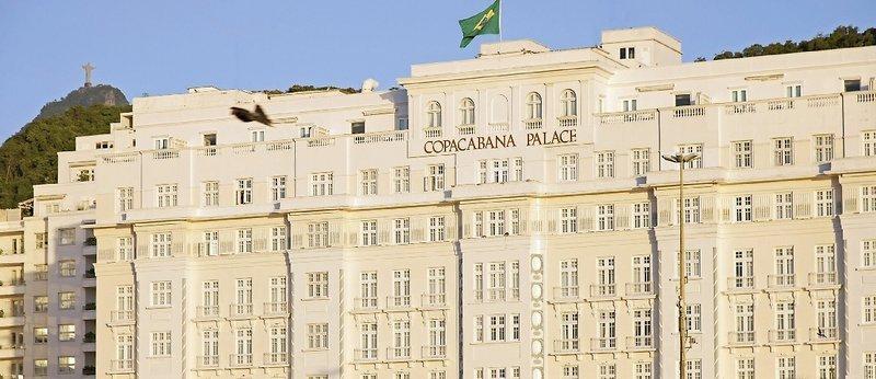 Pauschalreise Hotel Brasilien,     Brasilien - weitere Angebote,     Belmond Copacabana Palace in Rio de Janeiro