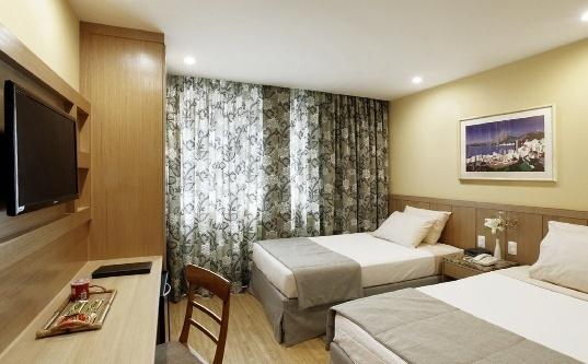 Pauschalreise Hotel Brasilien,     Brasilien - weitere Angebote,     Windsor Copa in Rio de Janeiro