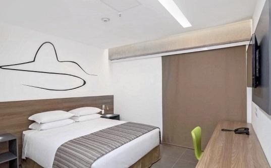 Pauschalreise Hotel Brasilien,     Brasilien - weitere Angebote,     Linx Hotel International Airport Galeão in Rio de Janeiro