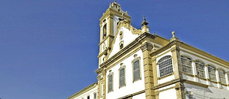 Pauschalreise Hotel Brasilien,     Brasilien - weitere Angebote,     Convento do Carmo in Salvador