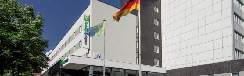 Pauschalreise Hotel Deutschland,     Städte Nord,     Holiday Inn Express Hamburg City Centre in Hamburg