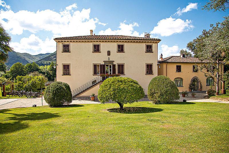 Pauschalreise Hotel Italien,     Toskana - Toskanische Küste,     Albergo Villa Marta in Lucca