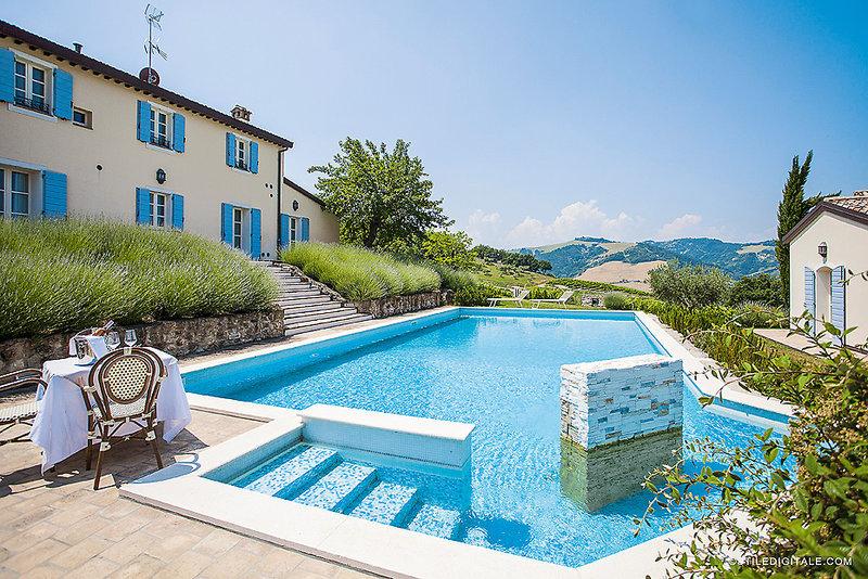 Pauschalreise Hotel Italien,     Emilia Romagna,     Borgo Conde in Fiumana di Predappio