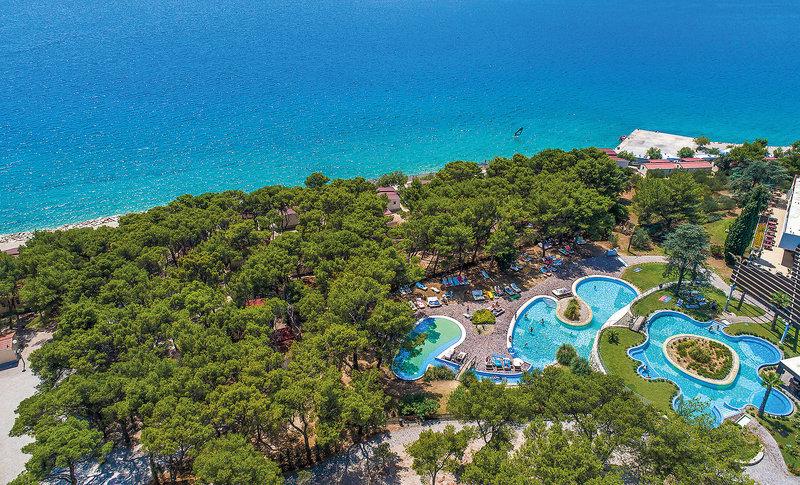 Pauschalreise Hotel Kroatien,     Kroatien - weitere Angebote,     Beach Hotel Niko in Sibenik