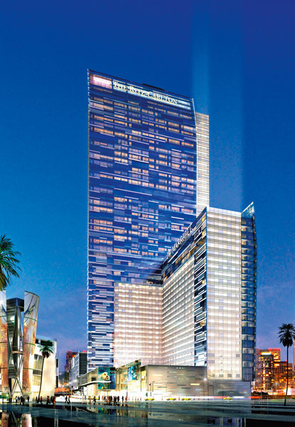 Pauschalreise Hotel USA,     Kalifornien,     JW Marriott Los Angeles at L.A. Live in Los Angeles