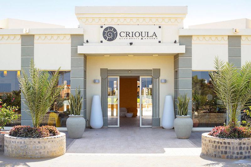Pauschalreise Hotel Kap Verde,     Kapverden - weitere Angebote,     Crioula Clubhotel & Resort in Santa Maria
