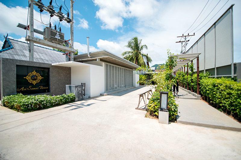 Pauschalreise Hotel Thailand,     Ko Samui,     Am Samui Palace in Lamai Beach