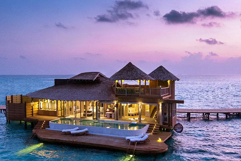 Pauschalreise Hotel Malediven,     Malediven - weitere Angebote,     Soneva Jani Resort in Medhufaru