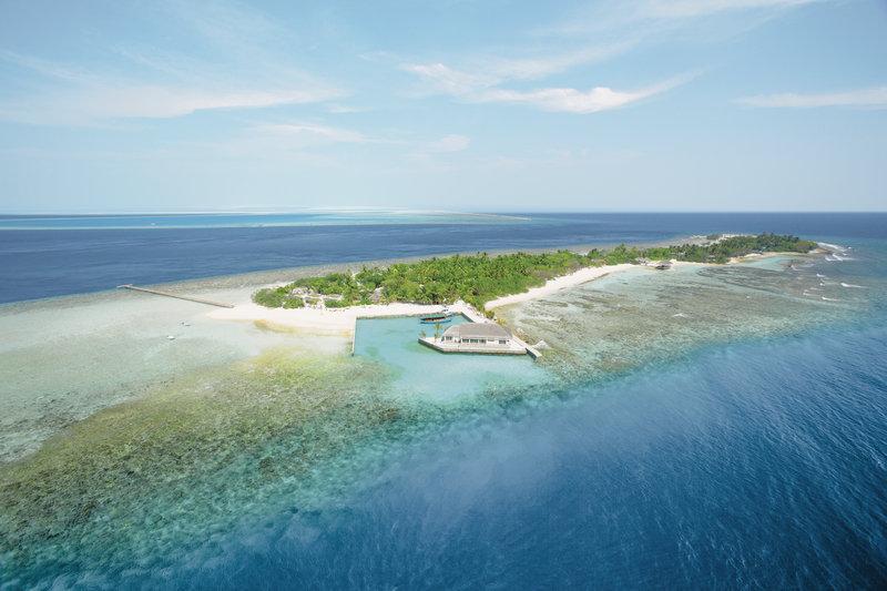 Pauschalreise Hotel Malediven,     Malediven - Nord Male Atoll,     COOEE OBLU At Helengeli in Helengeli