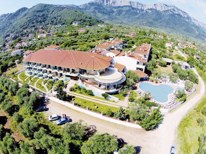 Pauschalreise Hotel Griechenland,     Thassos,     Ocean Beach in Skala Potamias
