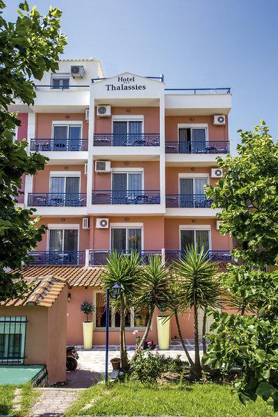 Pauschalreise Hotel Griechenland,     Thassos,     Hotel Thalassies in Limenaria