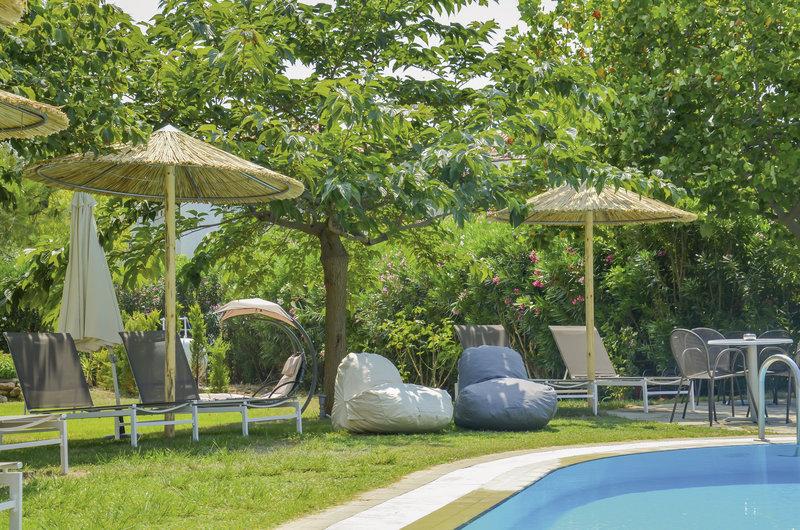 Pauschalreise Hotel Griechenland,     Thassos,     Princess Calypso Hotel in Prinos