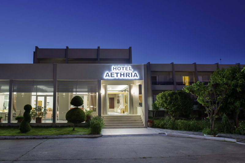 Pauschalreise Hotel Griechenland,     Thassos,     Aethria Hotel in Limenas