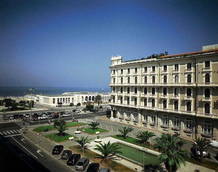 Pauschalreise Hotel Italien,     Toskana - Toskanische Küste,     Grand Hotel Principe di Piemonte in Viareggio