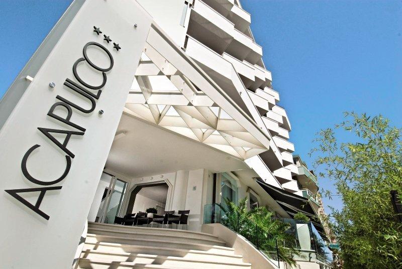 Pauschalreise Hotel Italien,     Italienische Adria,     Acapulco Hotel Cattolica in Cattolica