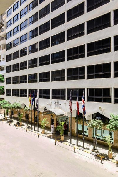 Pauschalreise Hotel Ägypten,     Kairo & Umgebung,     Golden Tulip Flamenco in Kairo