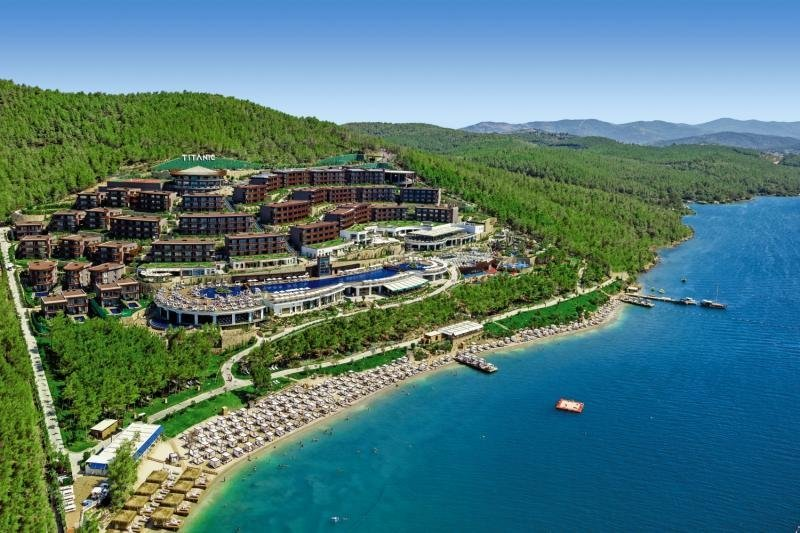 Pauschalreise Hotel Türkei,     Halbinsel Bodrum,     Titanic Deluxe Bodrum in Bodrum