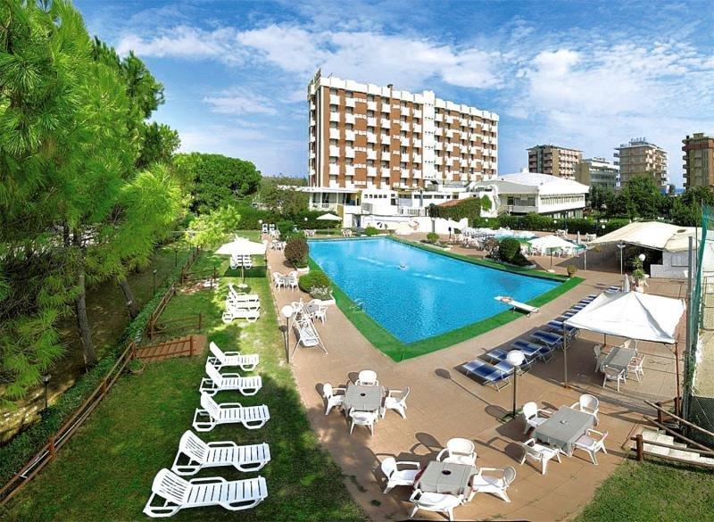 Pauschalreise Hotel Italien,     Italienische Adria,     Color Punta Nord Village Rimini in Rimini