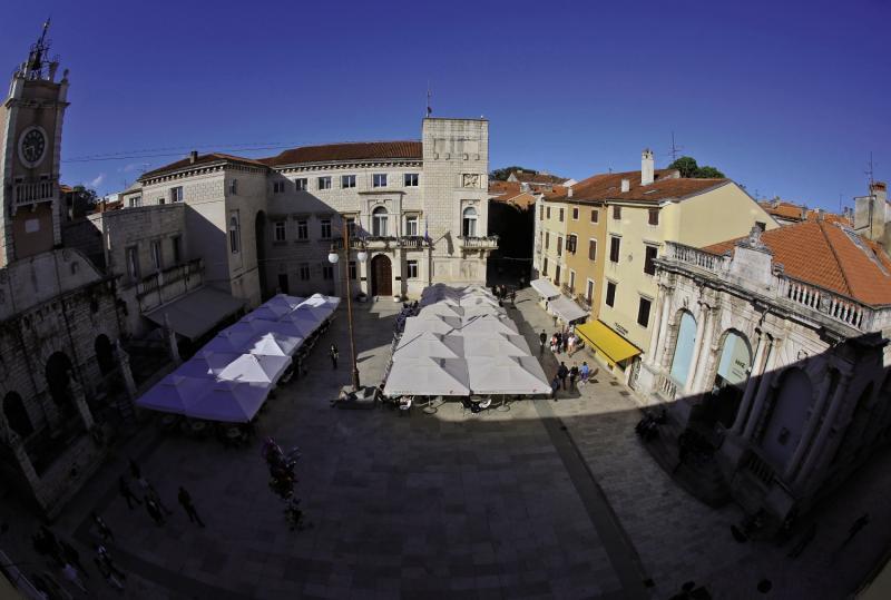 Pauschalreise Hotel Kroatien,     Kroatien - weitere Angebote,     Central Apartments - Integrated hotel in Zadar