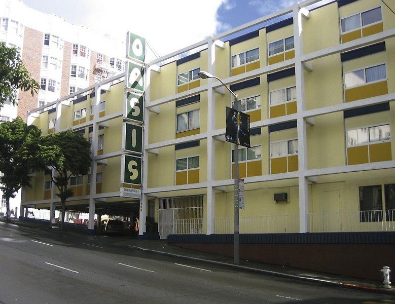 Pauschalreise Hotel USA,     Kalifornien,     Oasis Inn in San Francisco