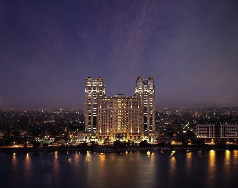 Pauschalreise Hotel Ägypten,     Kairo & Umgebung,     Fairmont Nile City in Kairo