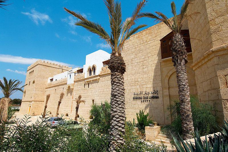 Pauschalreise Hotel Tunesien,     Hammamet,     Hotel Diar Lemdina in Yasmine Hammamet