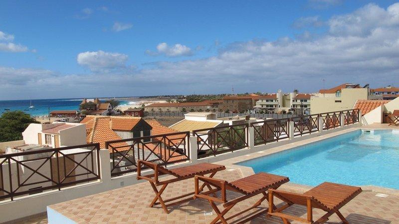 Pauschalreise Hotel Kap Verde,     Kapverden - weitere Angebote,     Patio Antigo Residence in Santa Maria