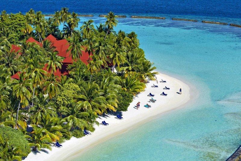 Pauschalreise Hotel Malediven,     Malediven - Nord Male Atoll,     Kurumba Maldives in Vihamanaafushi