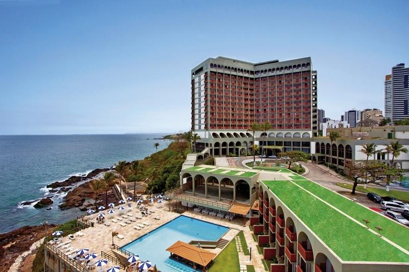 Pauschalreise Hotel Brasilien,     Brasilien - weitere Angebote,     Bahia Othon Palace in Salvador