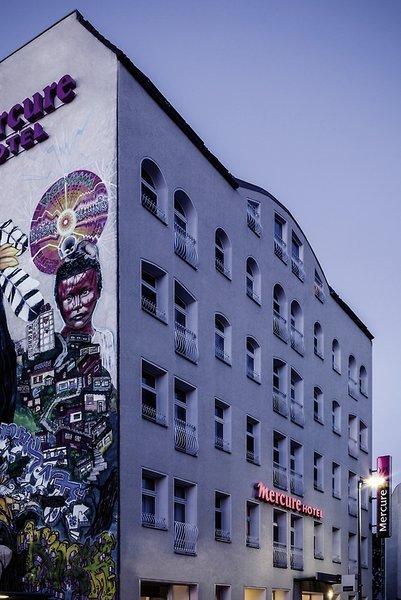 Pauschalreise Hotel Deutschland,     Berlin, Brandenburg,     Mercure Berlin Mitte in Berlin