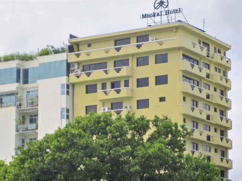 Pauschalreise Hotel Malediven,     Malediven - Nord Male Atoll,     Mookai in Malé