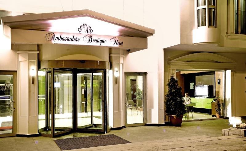 Pauschalreise Hotel Türkei,     Türkei Inland,     Limak Ambassadore in Ankara