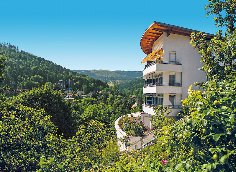 Pauschalreise Hotel Deutschland,     Schwarzwald,     Schwarzwald Panorama in Bad Herrenalb