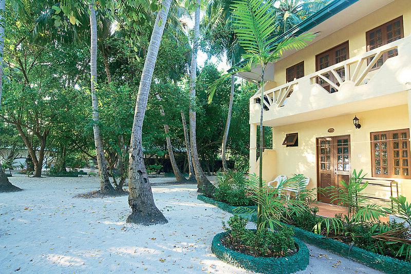 Pauschalreise Hotel Malediven,     Malediven - Süd Male Atoll,     Embudu Village in Enboodhoo