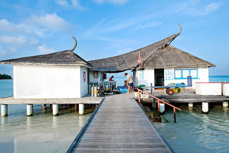 Pauschalreise Hotel Malediven,     Malediven - Süd Male Atoll,     Rihiveli Maldives in Mahaanaélhihuraa