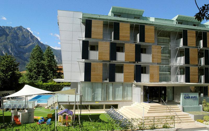 Pauschalreise Hotel Italien,     Gardasee & Oberitalienische Seen,     Caravel in Nago-Torbole